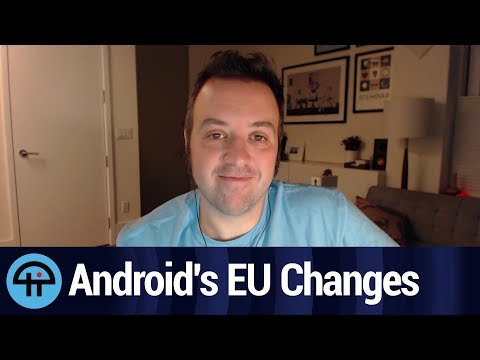 Google Charging for Android Apps in Europe