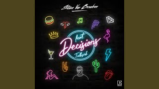 Cover images Decisions (feat. Talksick)