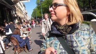 Хельсинки. Гуляем, рассматриваем город и прохожих) Finland - Vlog.