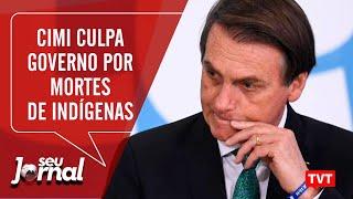 🔴CIMI culpa governo por mortes de indígenas – Brasil perde posição em ranking do IDH – SJ 09.12 📰 thumbnail