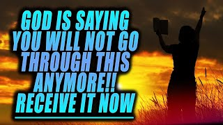 God Said, You Wİll Never Go Through That Again ,God Is Pulling Back The Curtains!