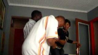 Dolyson dancing Ika dance (Akwete)