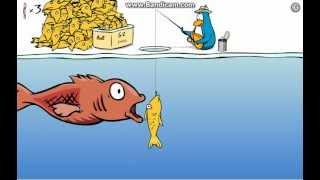 Club Penguin Ice Fishing