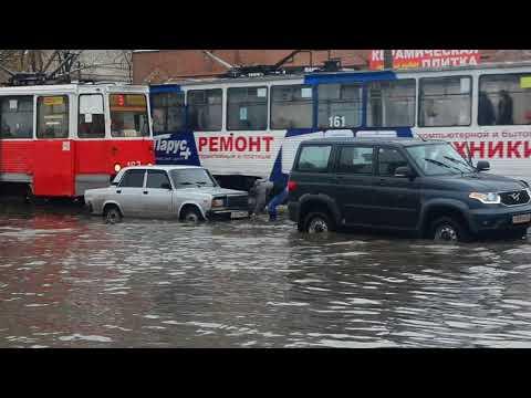 затопленные улицы Бийска