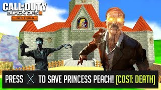 """SAVE THE PRINCESS!"" - SUPER MARIO 64 ZOMBIES 