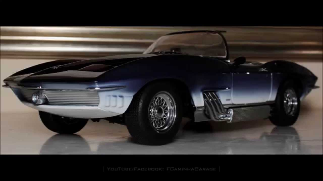 1961 chevrolet corvette mako shark concept. Black Bedroom Furniture Sets. Home Design Ideas