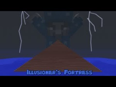 THE TEMPLE | ILLUSIONER'S FORTRESS part 1