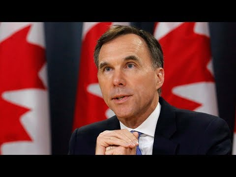 Morneau pushes for Trans Mountain pipeline
