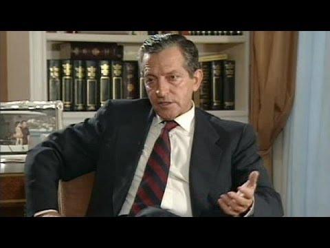Espagne : l'ancien dirigeant Adolfo Suarez est décédé