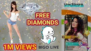 How to Get Free Bigo Diamonds using by Bigo Coins