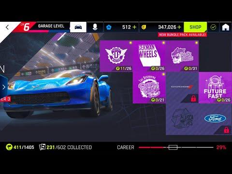 Asphalt 9, Walkthrough SUPER CARS 1 & Multiplayer