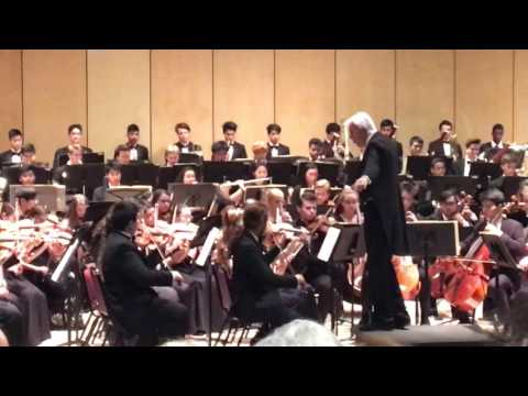 Idyllwild Arts 2017 - Symphony Orchestra - Firebird Suite 1919 (flute solo)