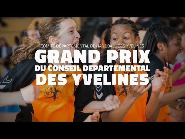 CDHBY - Grand Prix du Conseil Départemental des Yvelines 2019