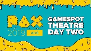 PAX Aus Day 2 Livestream - GameSpot Theatre