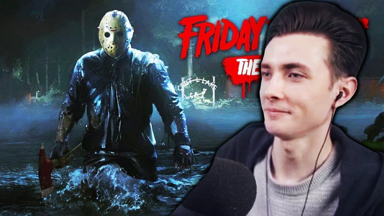ХЕСУС И БРАТИШКИН ИГРАЮТ В Friday the 13th: The Game