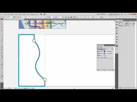 29a  Strategies for Making Parallel Lines in Illustrator (Part 1)