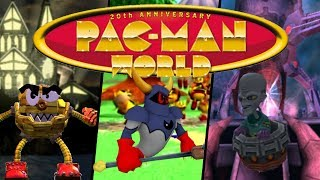 Playing: Pac-Man World Series Retrospective