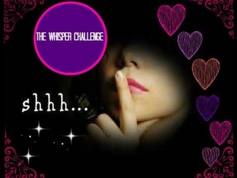 The Whisper Challenge w/ Ann & Keela ❤