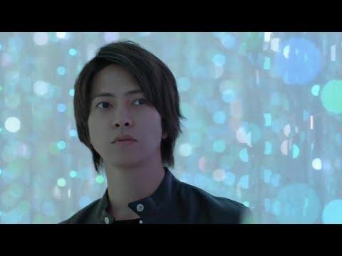 山下智久 チームラボ_プラネッツ_TOKYO CM スチル画像。CM動画を再生できます。