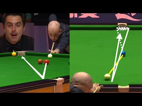 TOP 10 OUTRAGEOUS FLUKES! China Championship Snooker 2017  สนุ๊กเกอร์
