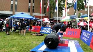 2011 World's Strongest Man - Dead Lift - Zydrunas Savickas BIG Z - 442kg - YES!