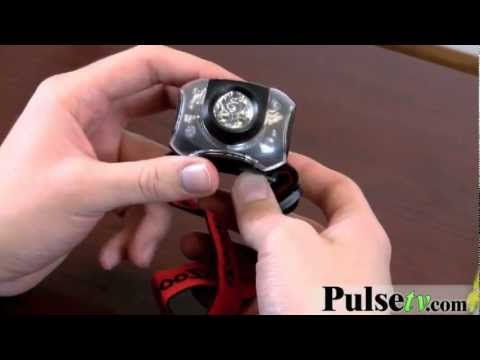 LED Headlamp: How To Change The Batteries