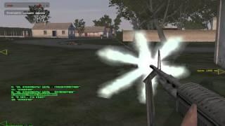 """Operation Flashpoint. Прохождение миссии """"Первое прибытие"""""""