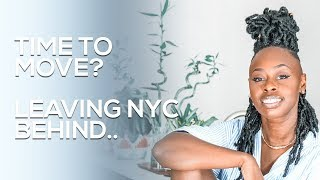 How To Know When It's Time to Move   Why I Left New York City   XayLi Barclay