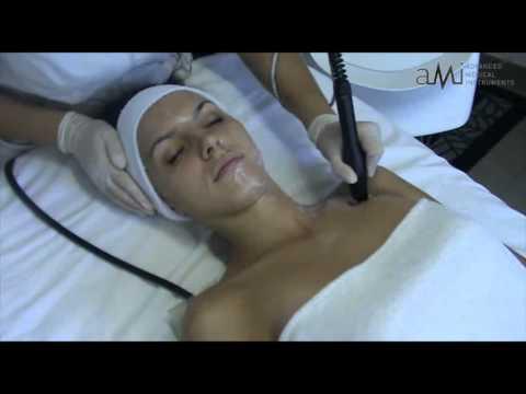 Radio fréquences pour le visage