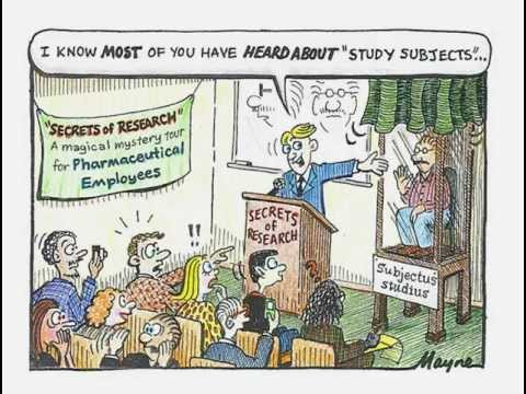 Get Unique Research Cartoons for YOUR Presentation - YouTube
