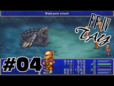 Let's Play: FFIV ~ The After Years -BLIND- Yang's Tale #04 - Forest Maze