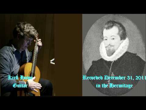 John Dowland - The King of Denmark