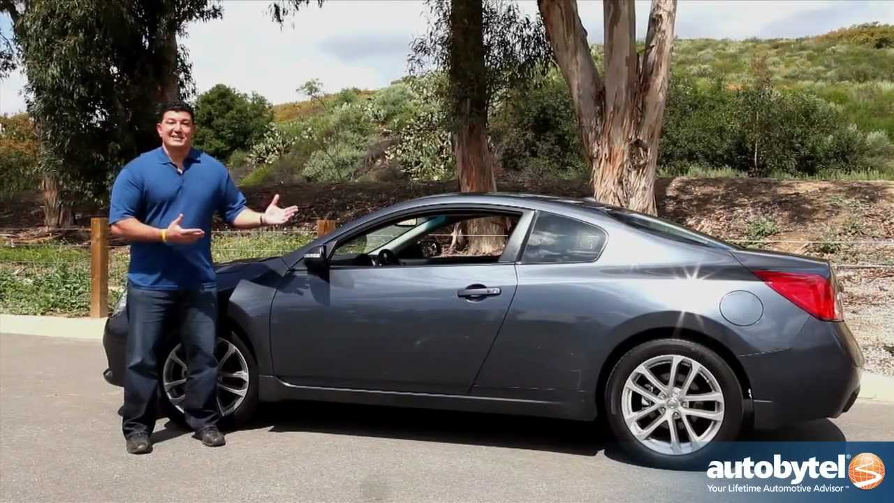 2012 nissan altima coupe car review youtube vanachro Gallery