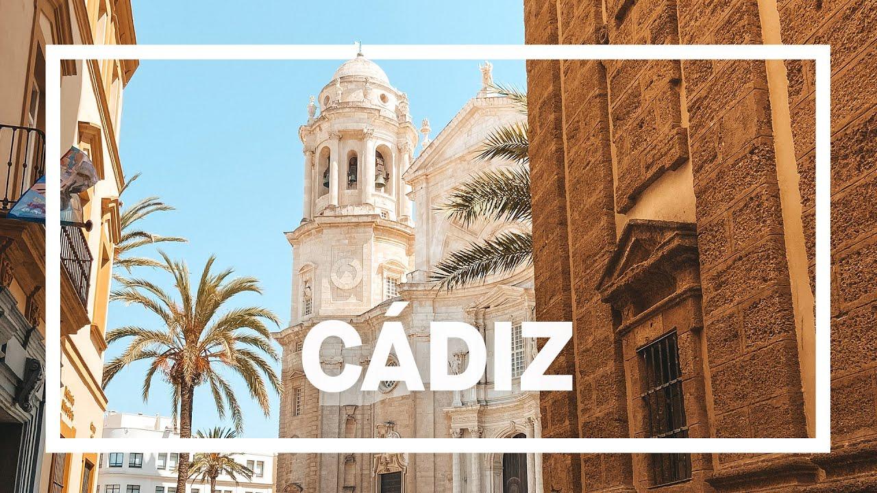 CÁDIZ, LA CIUDAD MÁS ANTIGUA DE ESPAÑA (+ Arcos de la Frontera) 4K | enriquealex