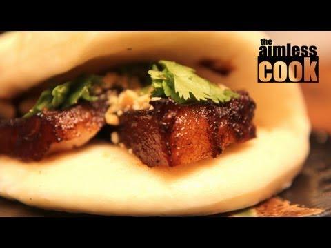 Gua Bao - Taiwanese Pork Belly Sliders