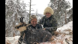 Slovakia 2018, hunting for Low Tatra chamois