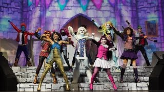 MONSTER HIGH LIVE - TOURNEE 2017