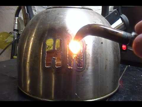 Steel Cutting With Hydrogen
