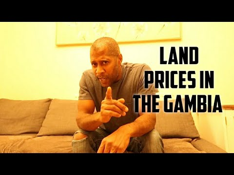 PRICES OF LAND IN THE GAMBIA