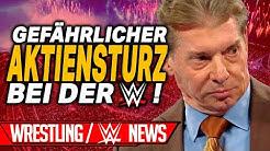 Massiver Aktiensturz bei der WWE, Update zu AJ Styles   Wrestling/WWE NEWS 14/2020