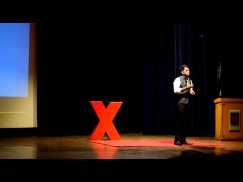 Be Fearful, Be M.A.D | Anurag Singh Rathor | TEDxSMIT