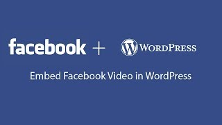 How to Embed Facebook Video in WordPress