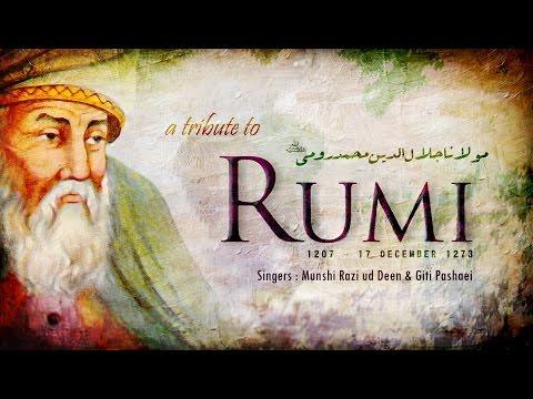 Artful Idol   Best of Molana Rumi Poems   Farsi Qawwali + Sufi Song   English, Urdu Translation