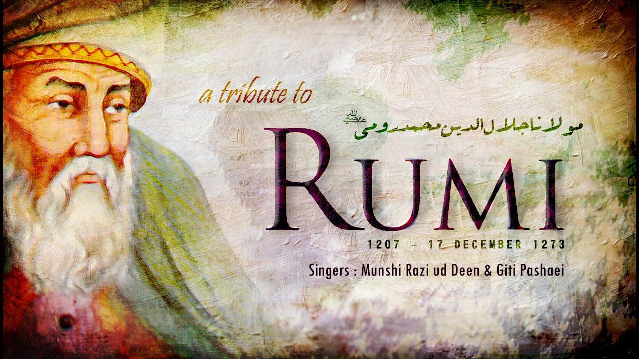 Artful Idol Best Of Molana Rumi Poems Farsi Qawwali Sufi Song