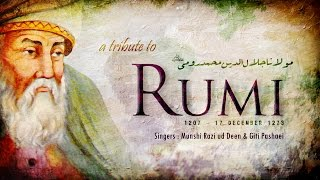 Artful Idol | Best of Molana Rumi Poems | Farsi Qawwali + Sufi Song | English, Urdu Translation