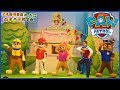 Paw Patrol Stage Live Show. Rubbles First's Appearance in Asia