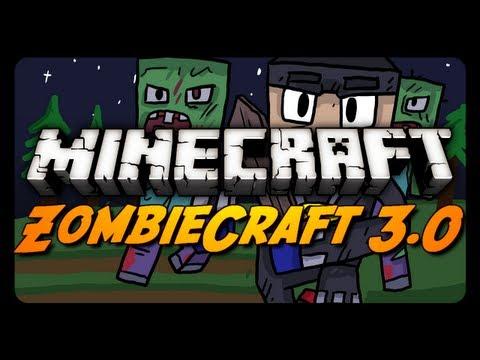 Minecraft Mini-Game: ZOMBIECRAFT 3.0!