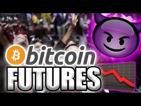 Bitcoin Futures Deutsch Vermutung - EIN TEUFLISCHER PLAN?! - Bitcoin Futures Deutsch