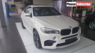 The all-new BMW X6 M 2019