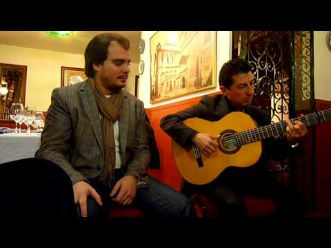 Jueves de flamenco en el Restaurante Sevilla de Granada
